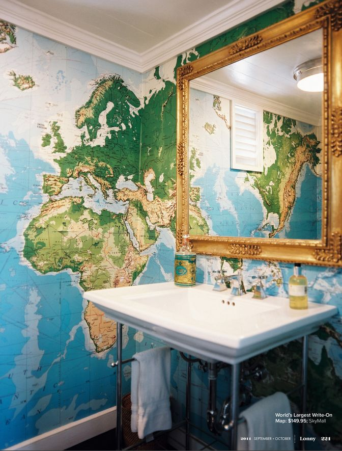 1000 images about india hicks on pinterest island life for Funky bathroom design ideas
