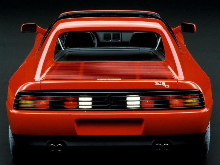 Ferrari 348 ts Worldwide '1989–93