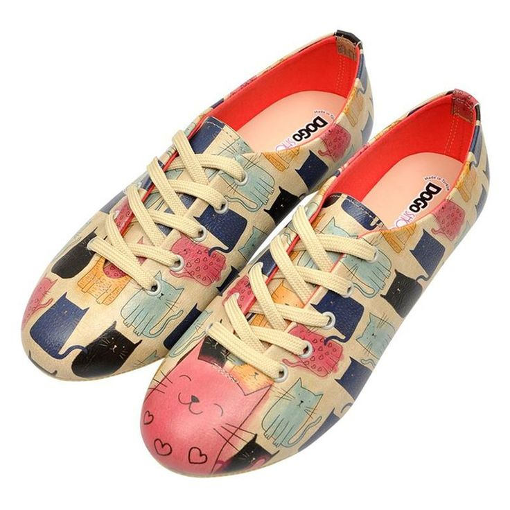 Feed your shoe cabinet some well deserved new shoes for the spring - which has finally arrived! Check out these fun style vegan DOGO Oxford shoes! https://www1.belboon.de/adtracking/0388b1092b5f0481c5005382.html