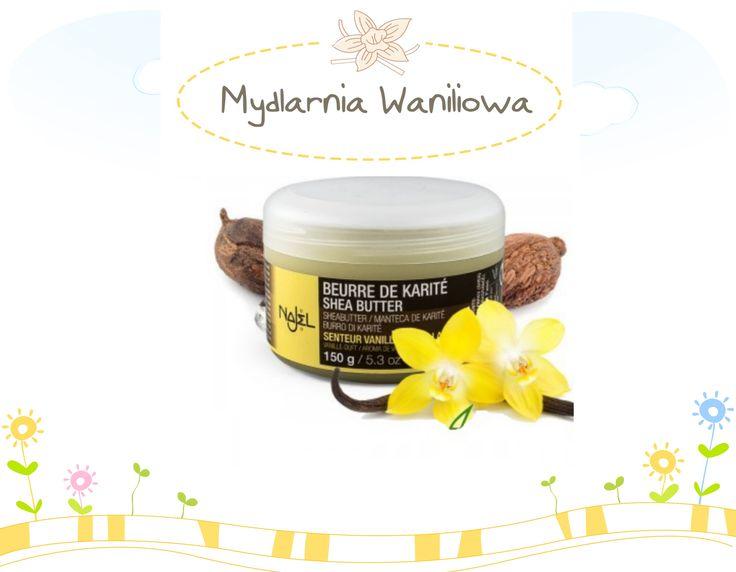 Shea butter http://m-waniliowa.pl/pl/p/Maslo-shea-KARITE-nierafinowane-o-zapachu-waniliowym/197