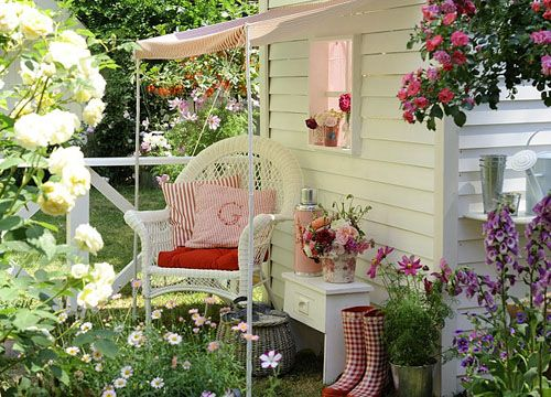 253 best images about garden inspiration - porch decor / garten, Garten und erstellen