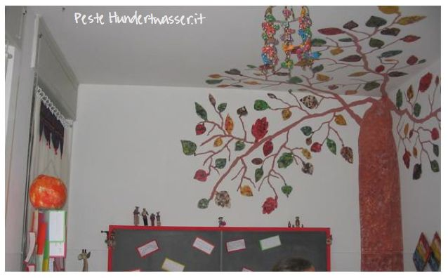 Eco-Reuse Art by PeSte Hundertwasser: intercultura