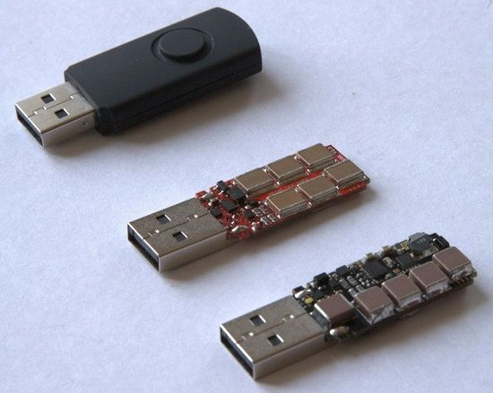 Tento USB kľúč odpáli za pár sekúnd hocijaký notebook | pc.sk