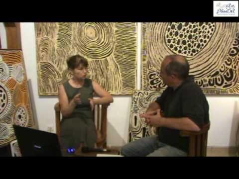 Merci à Artips pour ce documentaire sur la peinture des artistes aborigènes d'Australie