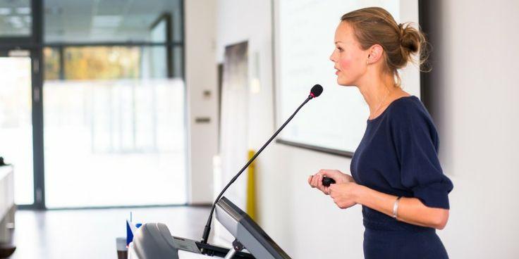 Slik lager du gode presentasjoner - Ukeavisen Ledelse