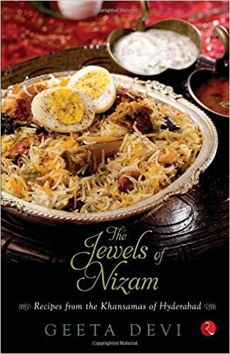 A delectable mix of Arabic, Mughlai and traditional South Indian influences, todays Hyderabadi cuisine is the legacy of the Nizams of Hyderabad, whose khansamas were skilled in the use of spices to bring distinctive flavours to the table. Digging into the 400yearold history of the royal kitchens of the Nizams, Geeta Devi brings to you a scrumptious array of Hyderabadi recipes to stimulate the palate. From Patthar ka Gosht and Paneer Golkonda to Haleem and GajarMethi ka Salan, from Kacche…