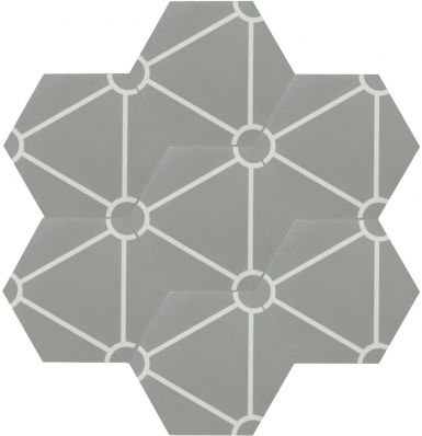 portugese-tegels -> VN Hexagone Destino S7005 - Designtegels