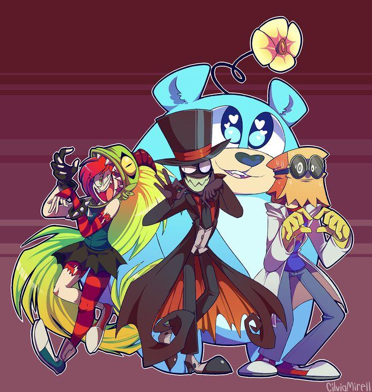 Resultado de imagen para Villainous - Cartoon Network's
