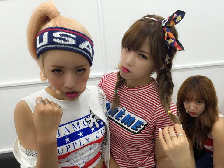 Chorong! With Bomi | Fancafe update