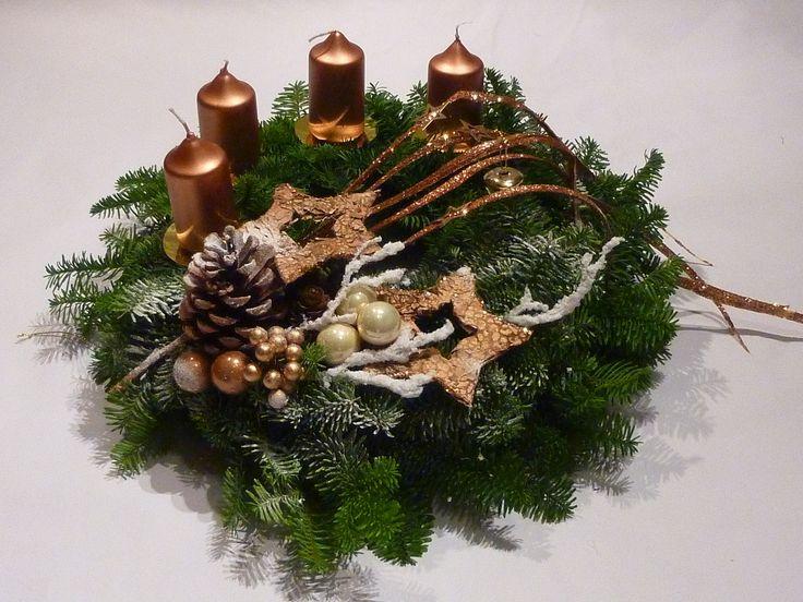 adventní věnec na dveře - Hledat Googlem | Vánoce ...