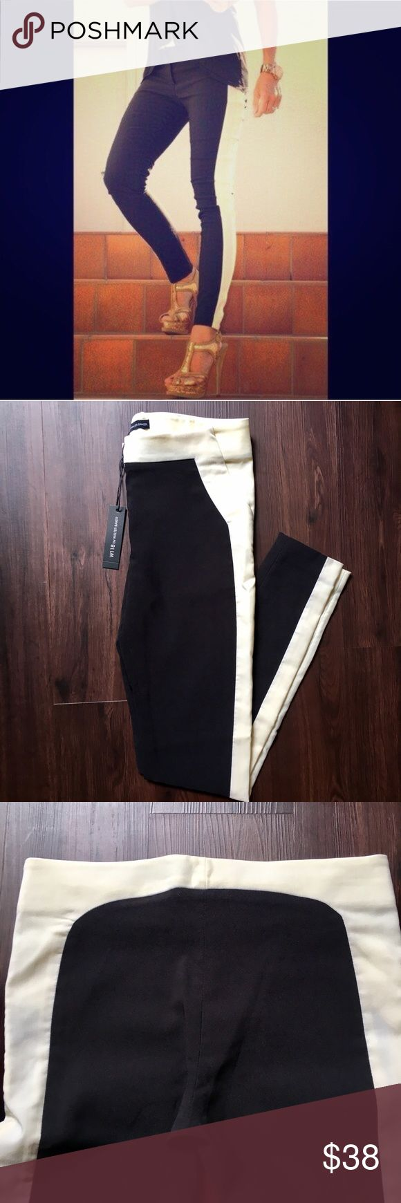 NWT! W118 by Walter Baker skinny pants New with tags. Originally $158. W118 by Walter Baker Pants Skinny