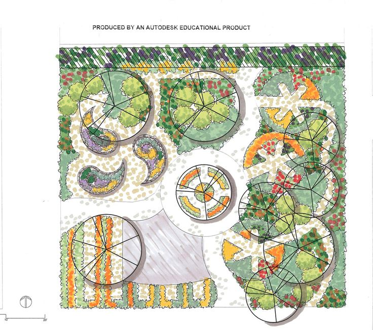 Utah State University and the local community have designed a permaculture teaching garden, implementing designs for their high desert climate.