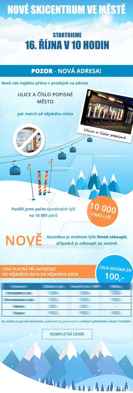Winter newsletter by M-Curiosity