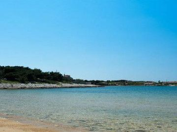 Plage des Laurons à Martigues #plage #mer #méditerranée #été #vacances #france #sud #provence #voyage #martigues