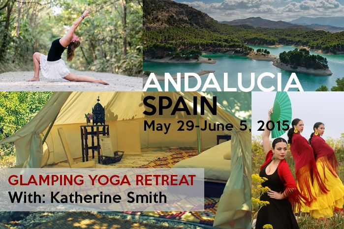 A great spain yoga retreat in southest spain, in the magic andalucia country, where spain and arabic culture live together!  In this summer yoga retreat in spain you'll discover the city of Malaga. Inspired by the onset of summer and traditional Spanish passion and flare, this yoga retreat is intended to help you discover your lust for life and re-establish your sense of connection to life itself, in a fun loving way.