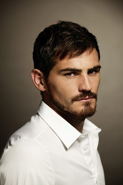 Wednesday: Iker Casillas the-list