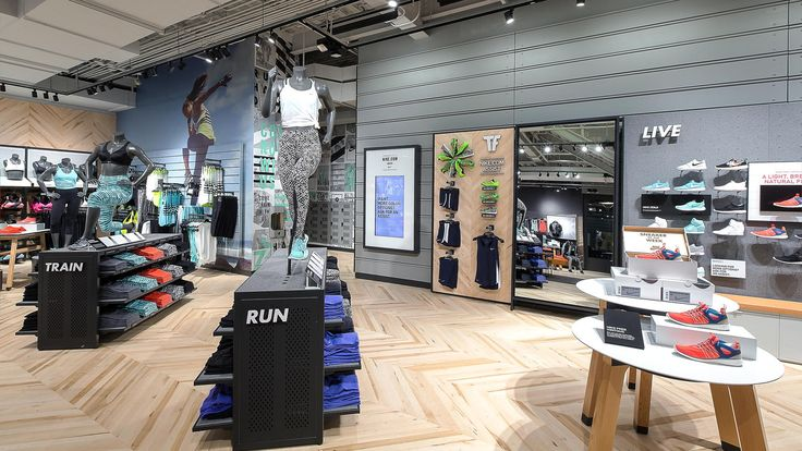 Nike News Nike Reopens Santa Monica Store With New Focus On Women 39 S Product And Digital