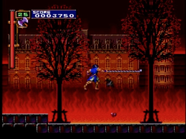 Castlevania Rondo of Blood Stage 1 for the PC Engine SUPER CD-ROM #PCEngine #PCE #NEC #PC #Engine #SUPER #CD-ROM #Castlevania #Rondo #of #Blood #RoB #Stage #Retro #Gaming