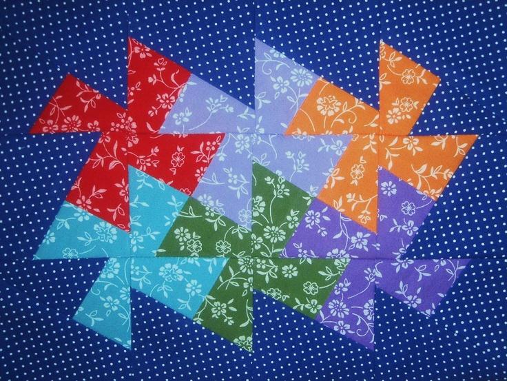 A dança dos quadrados
