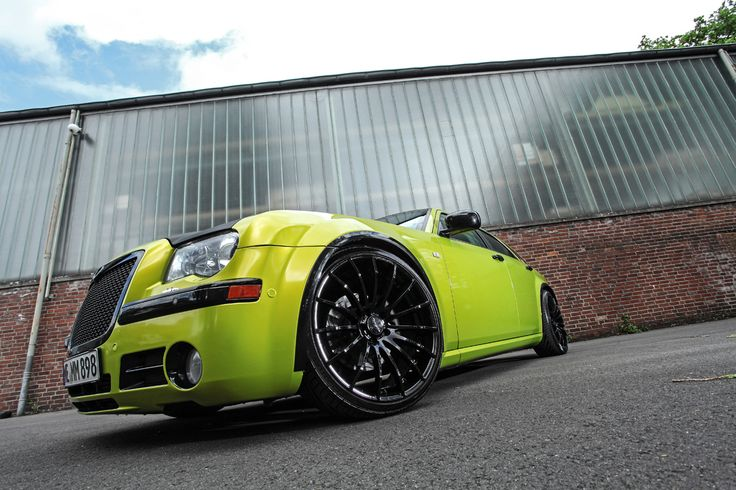 HplusB-Design #Chrysler 300 CRD Touring #cars #sportscars #luxury #cartuning See more >> http://www.motoringexposure.com/aftermarket-tuned/