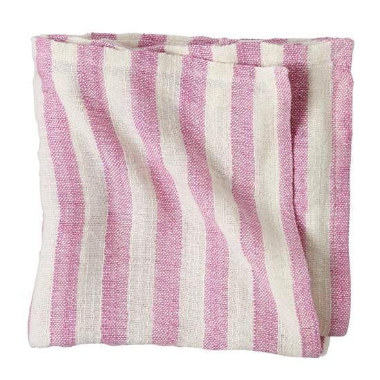Bamboo Baby Blanket (Purple Stripe)   The Land of Nod