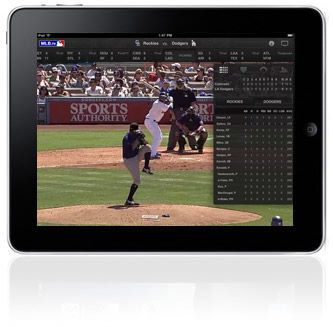 MLB.com At Bat - The Official app of Major League Baseball | Universal app for iPad and iPhone