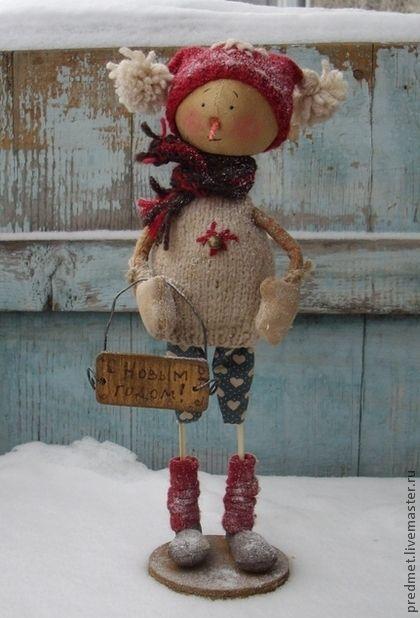 Новый год 2013 ручной работы. Ярмарка Мастеров - ручная работа Tirsdag (вторник) - Новогодняя неделька. Handmade.