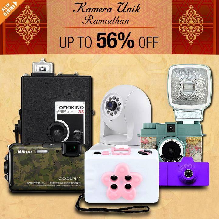 Lomo Camera Discount up to 50% off.  For details: http://www.giladiskon.com