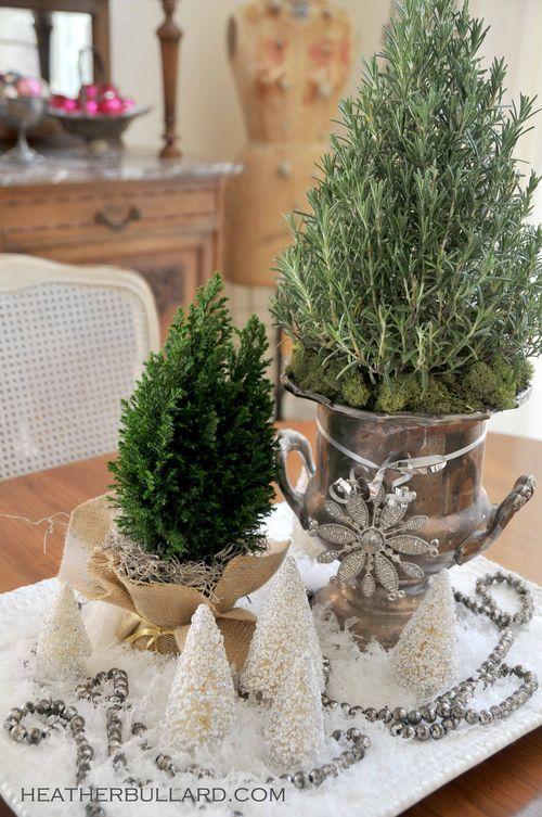 Best christmas topiary ideas on pinterest