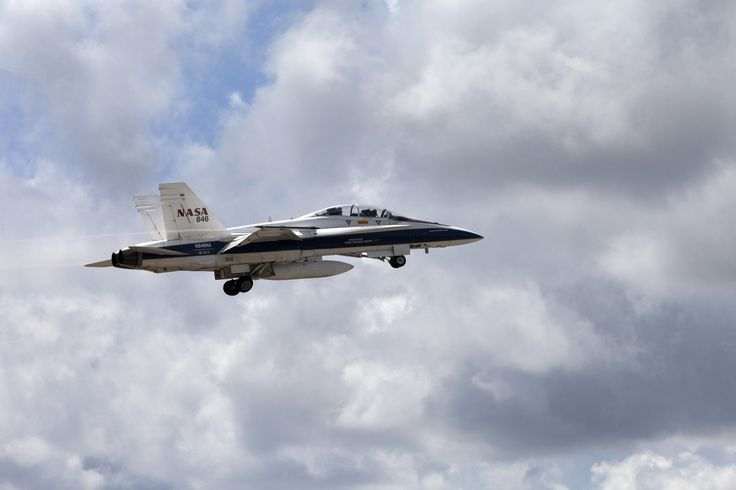 Supersonic Flight Campaign Continues at Kennedy Space Center #NASA #ImageoftheDay