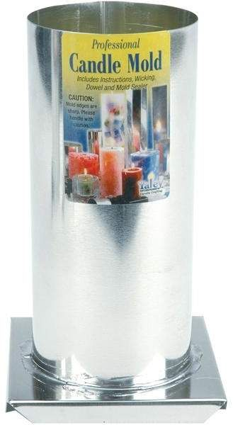 Crafts & Sewing Professional Candle Mold Metal Cylinder  #ad
