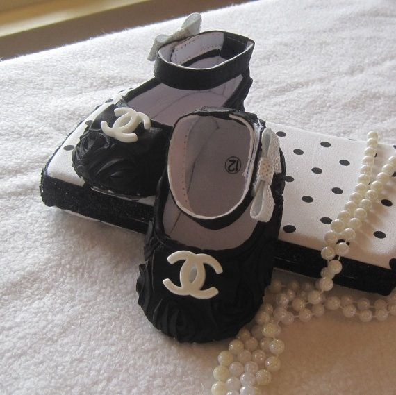 Chanel Baby shoes