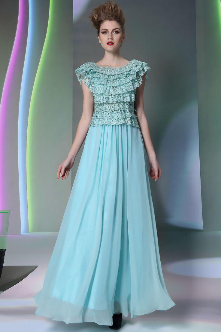Dreamy Floor-Length Spring Dresses (Gowns)