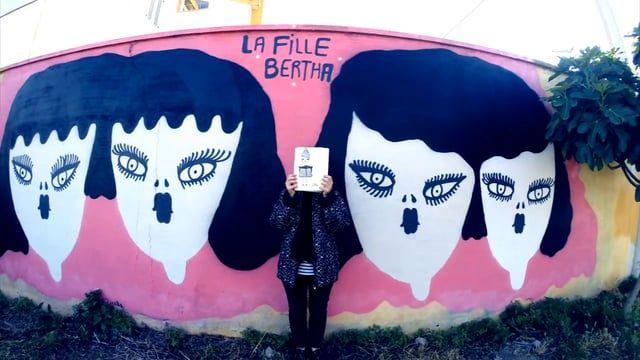 Artist: La Fille Bertha Shooting and editing : Riccardo Locci