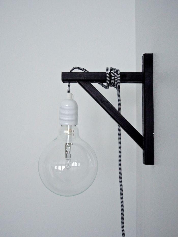 DIY lamp http://hetkia.indiedays.com/2015/01/14/tee-itse-seinalamppu/