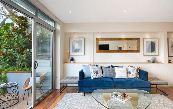 Federation charm, contemporary style with apartment-sized Studio - 202 Annandale Street Annandale at Pilcher Residential