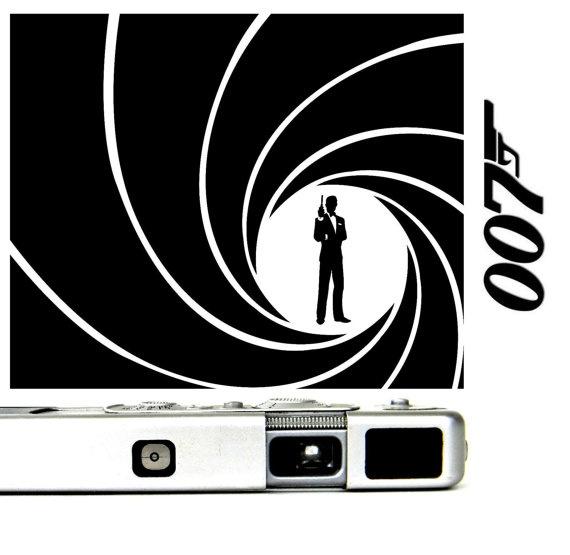 vintage James Bond 007 Spy Camera Minox B by Mylittlethriftstore, $149.00