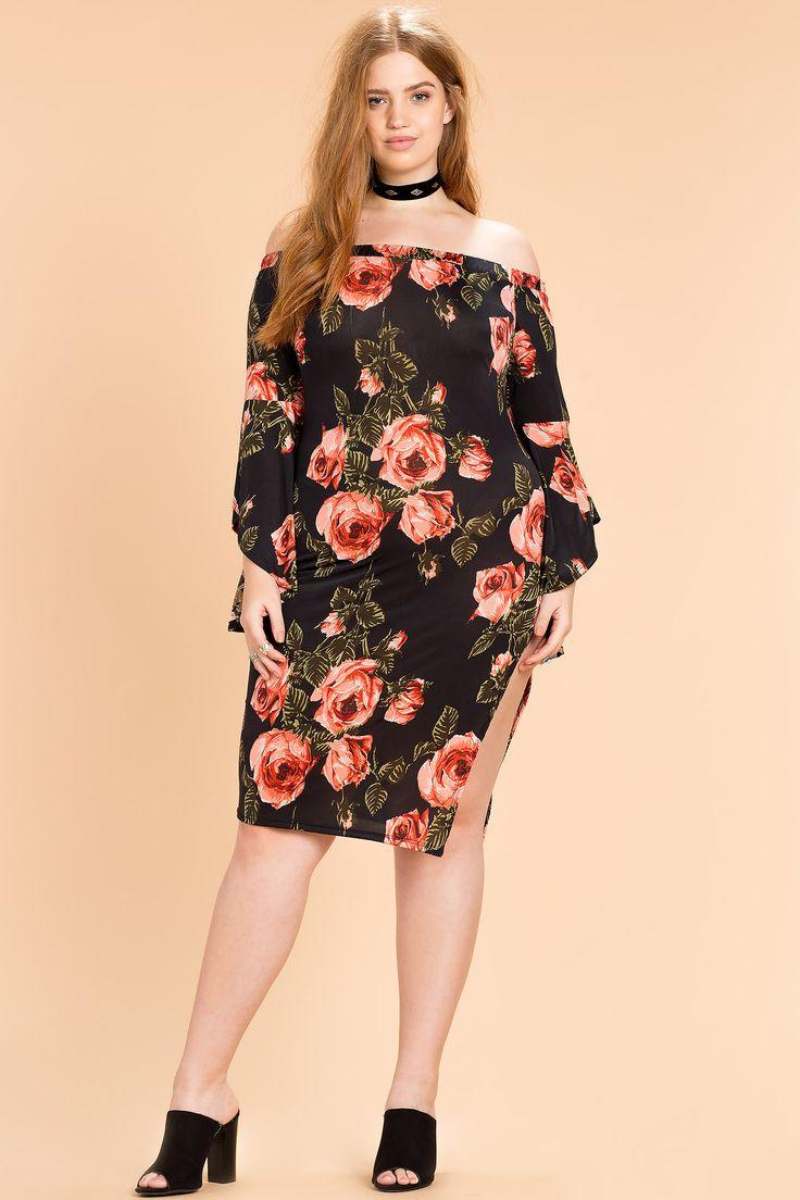 Best 25+ Plus size bodycon dresses ideas on Pinterest   Plus size ...