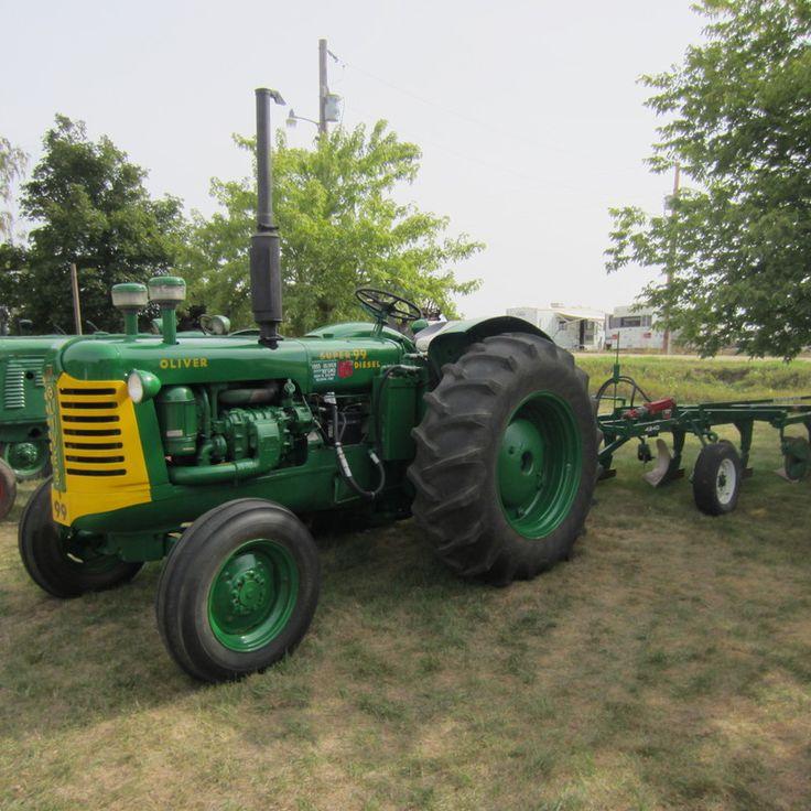 Steiner Tractor Fenders : Best images about oliver tractor on pinterest baler