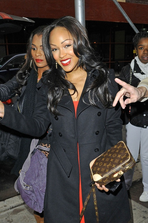 Meagan Good Says Her Eye Brows Are Tattoo'd On RuCrazy
