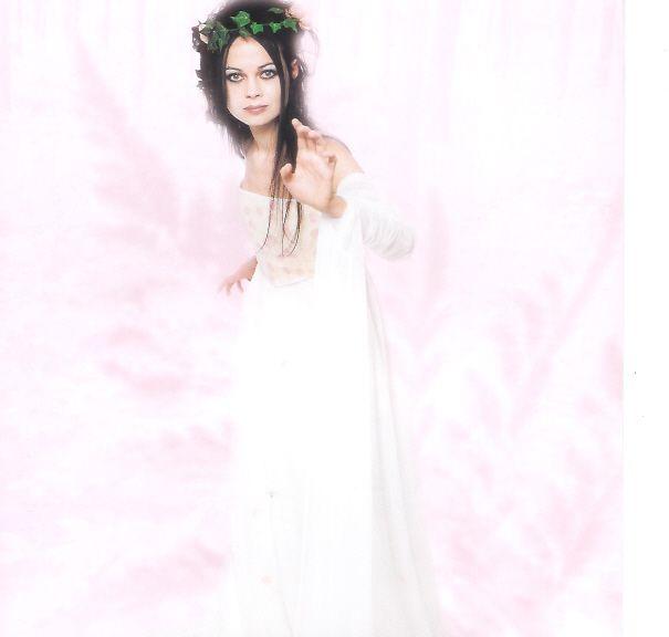 MARINA MANSANTA Collezione Fate, Modello Petalissa