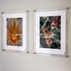 Acrylic Photo Frames Wall Mount