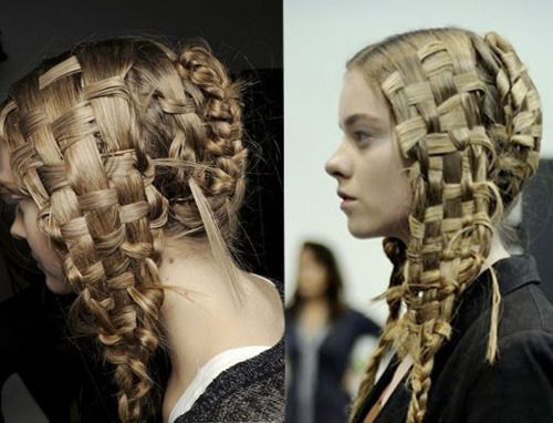 40 Examples Of Experimental Braids. This is awesome!