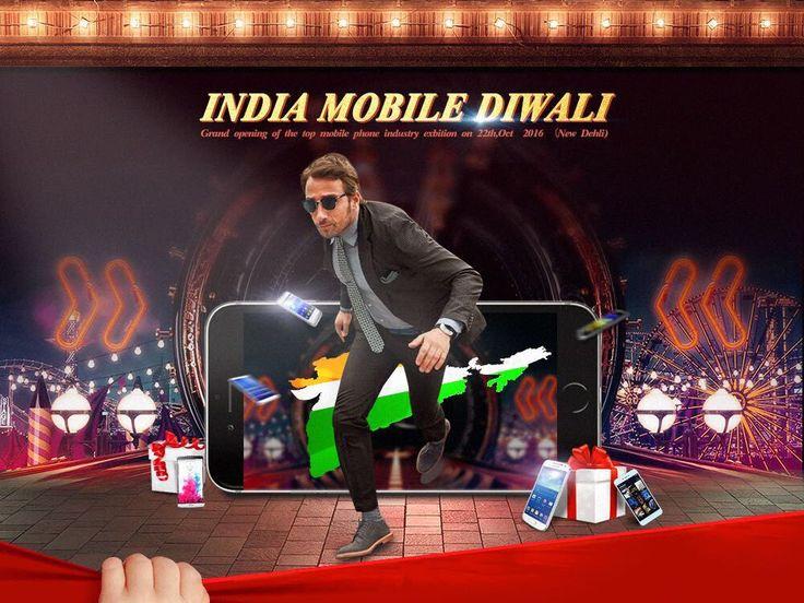 Asia's Biggest 3 Day Mobile Fair, 'IMD - #IndiaMobileDiwali' from October 22nd-24th at Pragati Maidan, New Delhi