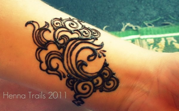 Henna Tattoo Wave: 1000+ Images About All Things Mehndi On Pinterest