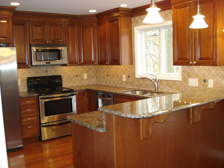 Kitchen cabinet layout ideas home design