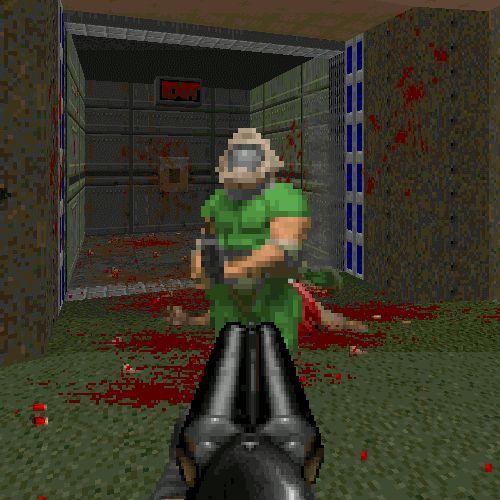 Brutal Doom, PC.