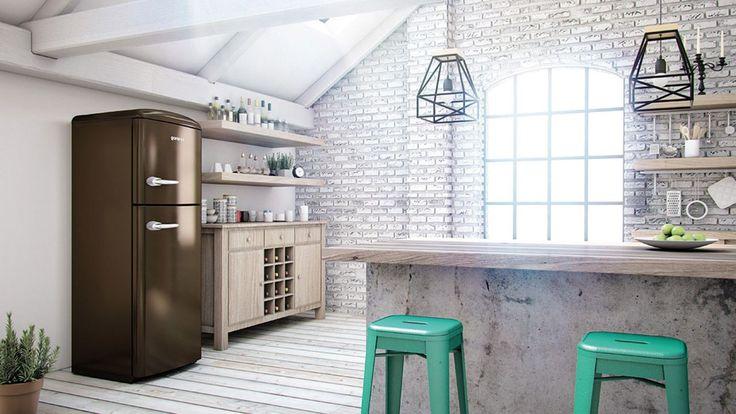 Spotřebiče Gorenje Retro Collection | Spotřebiče gorenje do vaší nové kuchyně