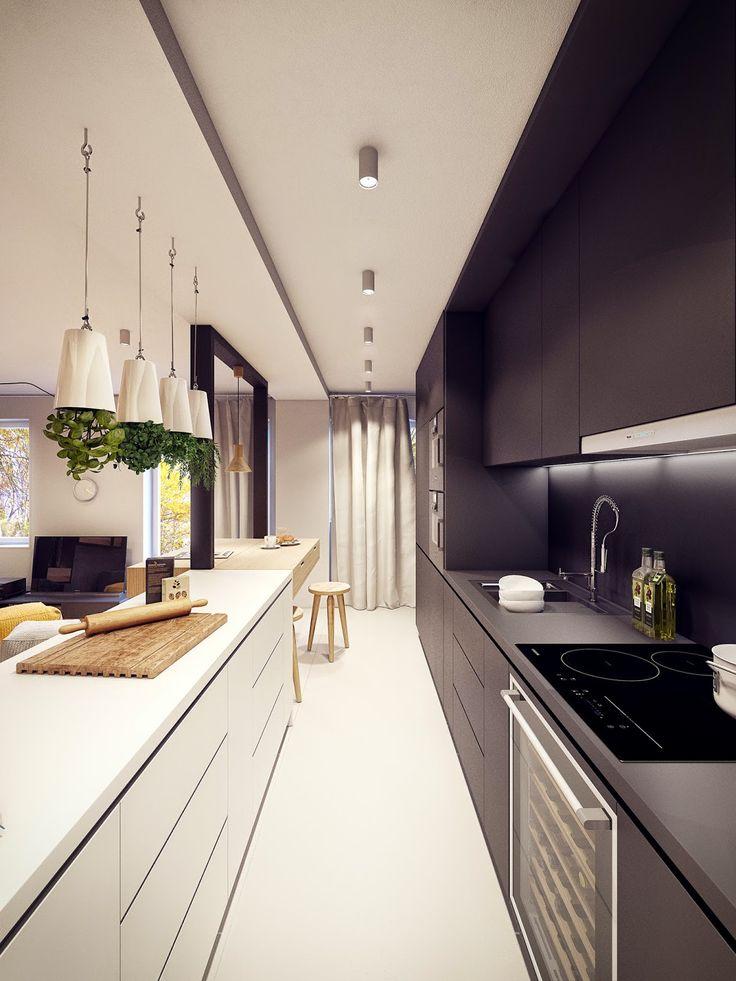 дневник дизайнера: Современный интерьер квартиры в стиле 60-х от студии Plasterlina