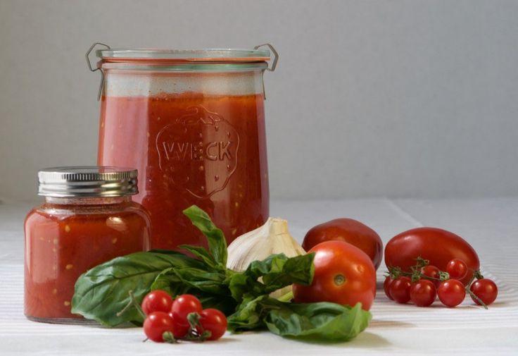 Fresh Tomato Sauce, Pronto!